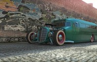 Rat Rod school bus