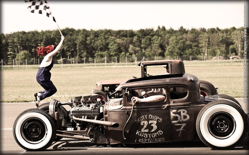 Rat Rod Race
