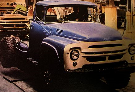 ZIL RUSSIAN TRUCK OFFICIAL