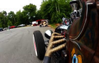 Rat Rod Drag Race (Video)