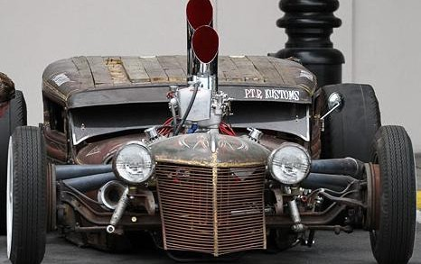 rat rod vs hot rod