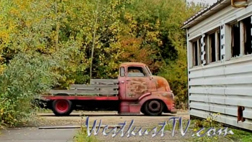 Rat Rod Garage: Diedelson's Kustoms Chevy COE truck