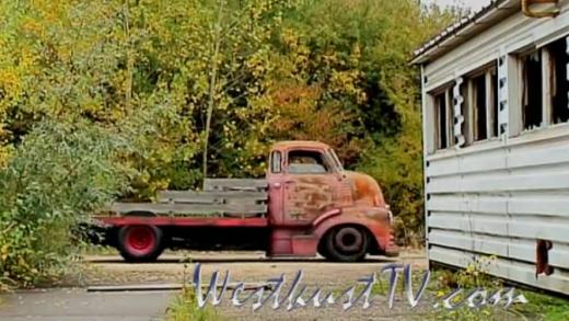 Rat Rod Garage: Diedelson's Kustoms Chevy COE truck