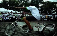 The Crazy Trike Kid