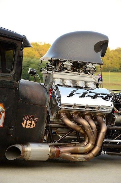Hot Rod Automobiles