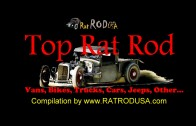 Rat Rod bikes, cars, trucks, vans and …