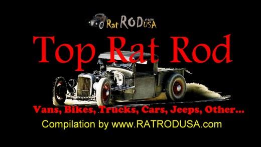 Rat Rod bikes, cars, trucks, vans and …