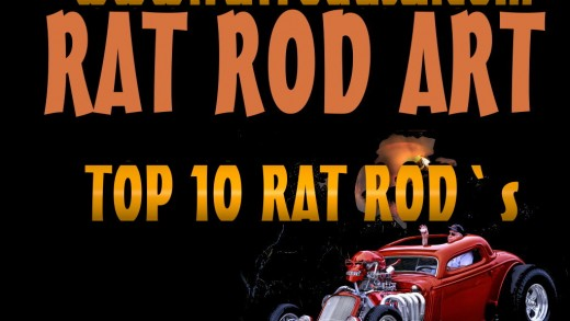 Rat Rod Art