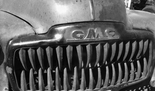 Vicious RAT ROD teeth
