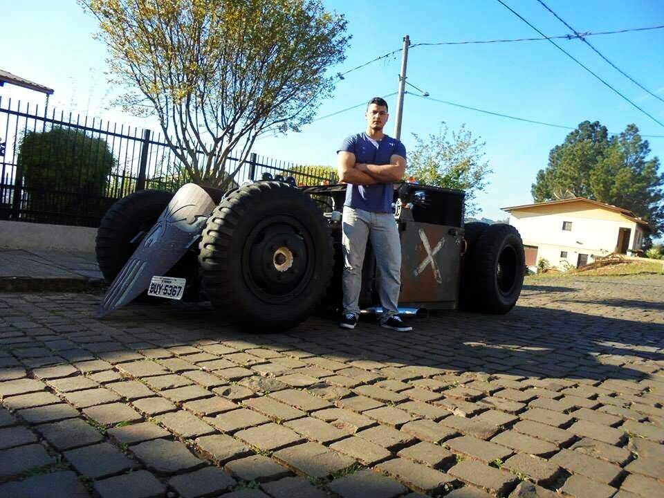 Rat Rod of Augusto Lourensini 3