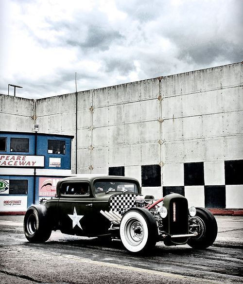 Race Rat Rods