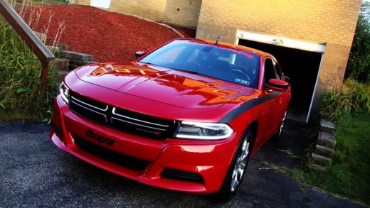 Your cars: 2015 AWD Dodge Charger loaded custom strobe stripes and custom spoiler…