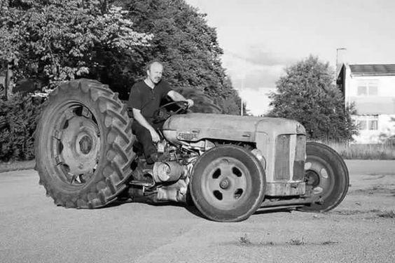 Rat Rod Tractors