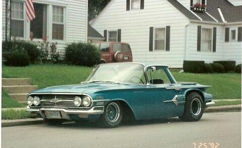 1960 Chevy Rat Rod