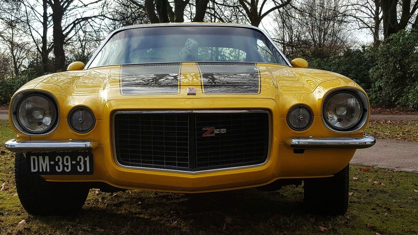 Your projects: Chevrolet Camaro Z28