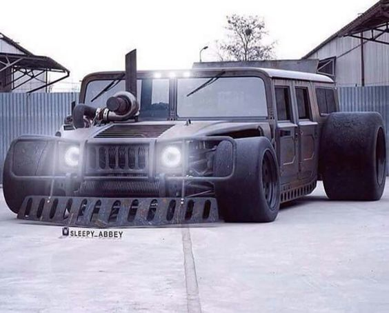 Hummers For Sale >> Sick #RATROD Diesel Hummer | Rat Rod, Street Rod, and Hot Rod Car Shows