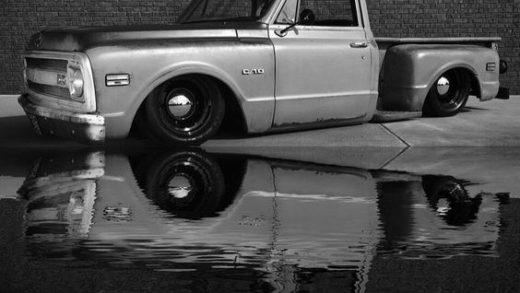 1965 Chevy C10 Rat Rod Pickup Truck