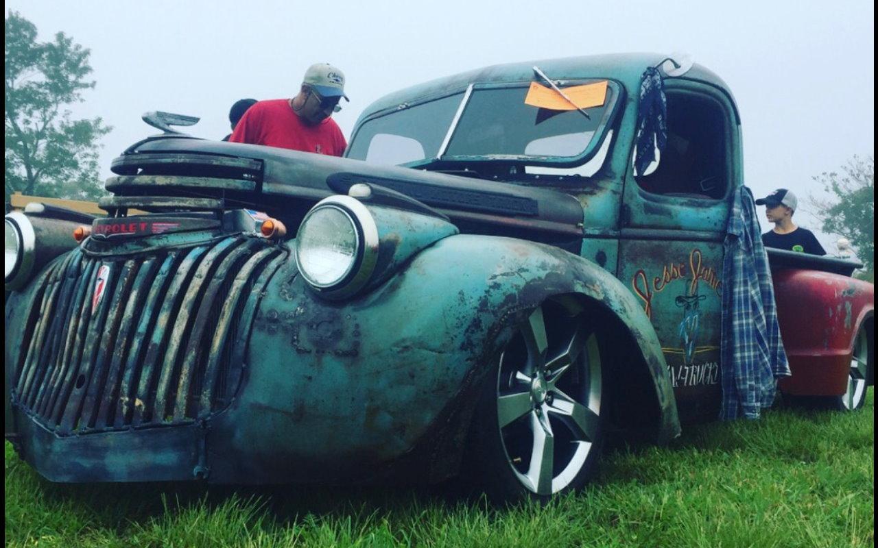 42 Chevy Truck – Rat Rod Project of Jamie Furtado