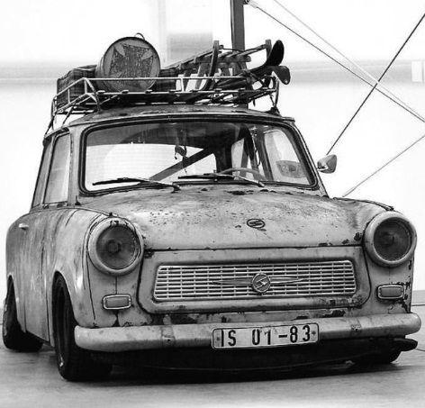 Rat Rod Trabant