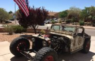Rat Rod Jeep from Sam Sandoval