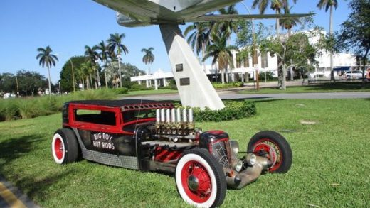 RAT ROD FORD 1930