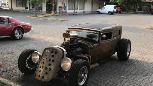 Chilean Rat Rod