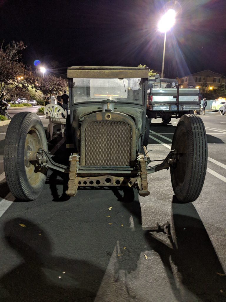 Reversed frame  si bas... si simple - Page 4 Rat-rod-usa-1927-Dodge-Underslung-pickup-and-440-20-inch-wheels-768x1024