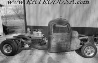 Rat Rod truck from Todd Magers