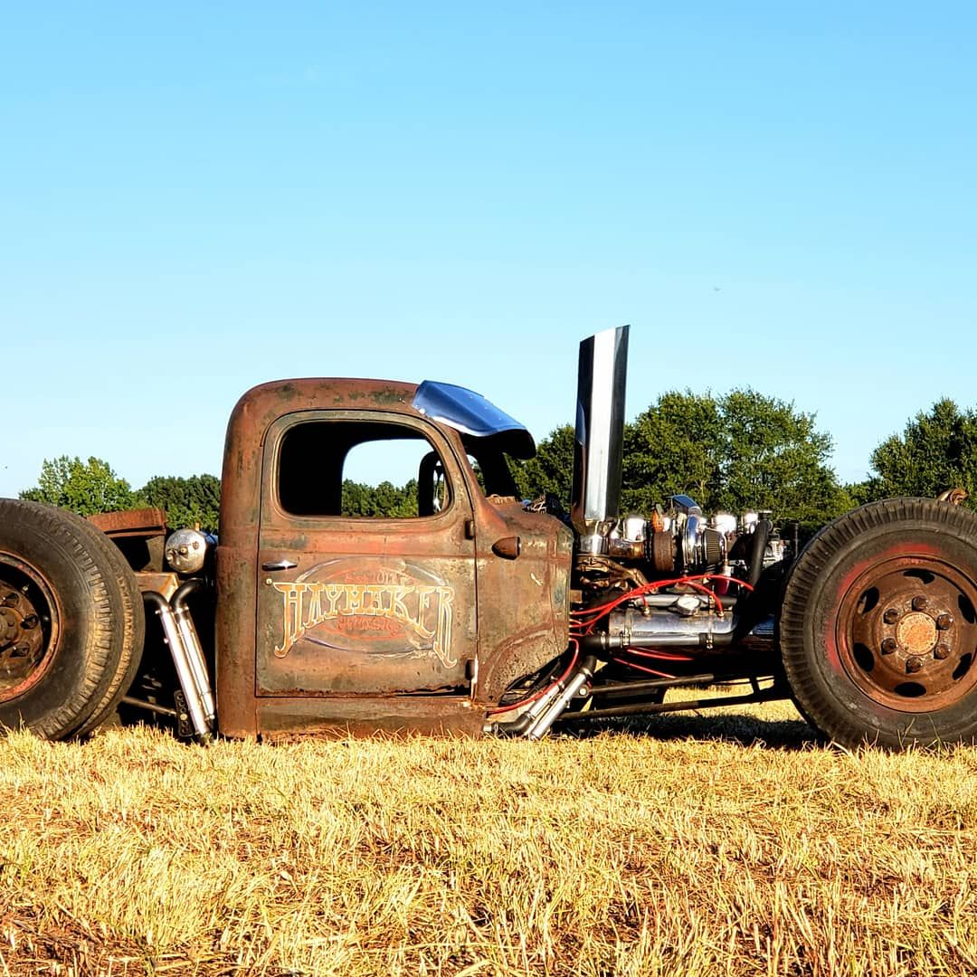 The Haymaker – Rat Rod project