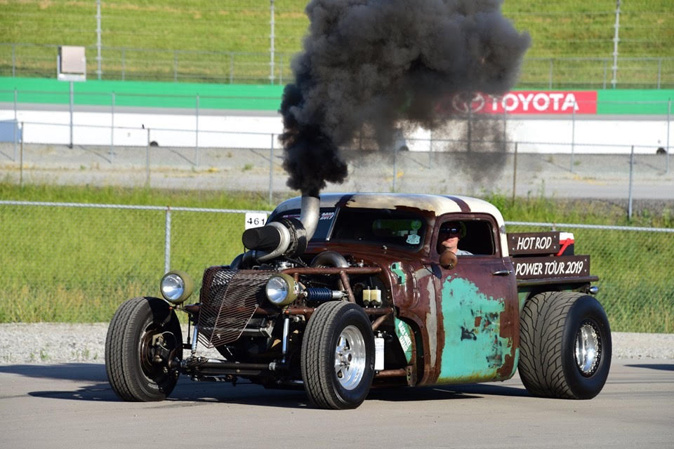 53 Chevrolet Rat Rod