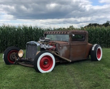 1931 Chevy –  Rat Rod project of Michael Watkins