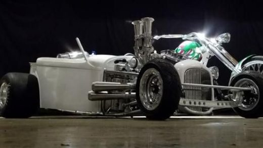 1934 Mini Hot Rod