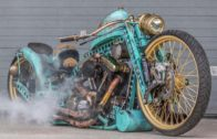 Rat Rod Motorcycle of Victor –  Gbg Customs